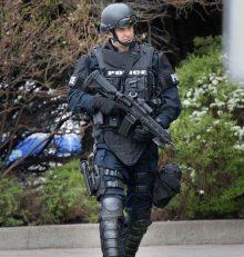 Нужно ли разоружать полицию?